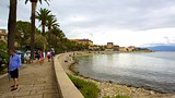 St. Francois Beach - Ajaccio - Tourism Media