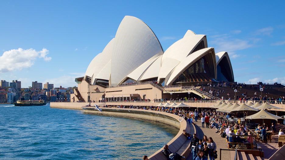 Hotels Close To Sydney Opera House