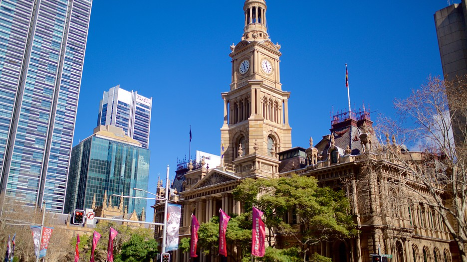 Hotels In Town Hall Sydney