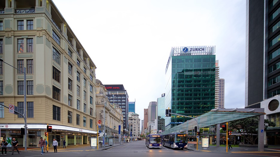 Hotels In Auckland City Centre Nz