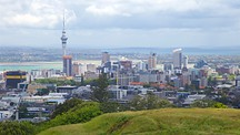 Mt. Eden Domain, Auckland, New Zealand - Auckland