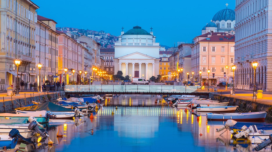 Hotels In Triest Italien