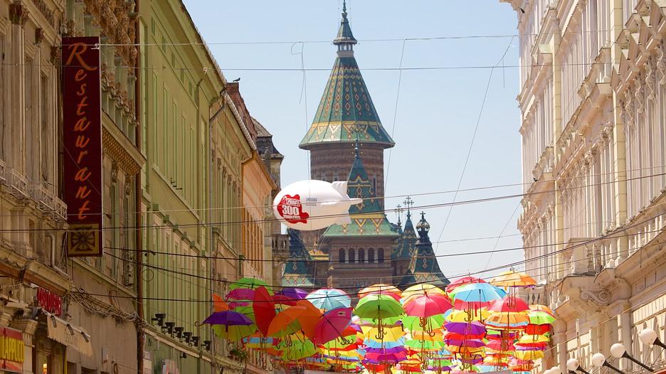 Book Travel Timisoara