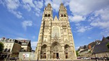 Tours Cathedral - France - Tourism Media