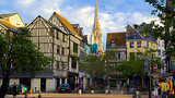Rue Eau de Robec - Normandie - Tourism Media