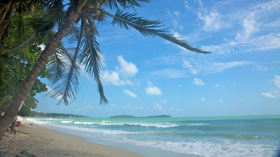 package deals from hong kong to koh samui