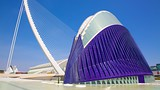 City of Arts and Sciences - Spain - Tourism Media