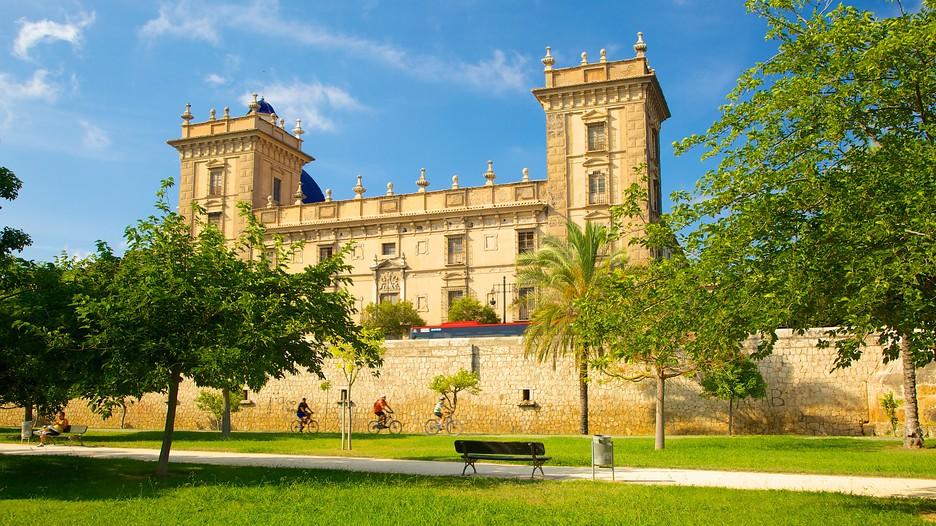 Citytrip jard n del turia de beste aanbiedingen op - Hotel jardines del turia ...