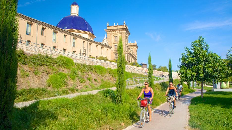 Stedentrip jard n del turia voordelig op reis met for Hotel nh jardines del turia