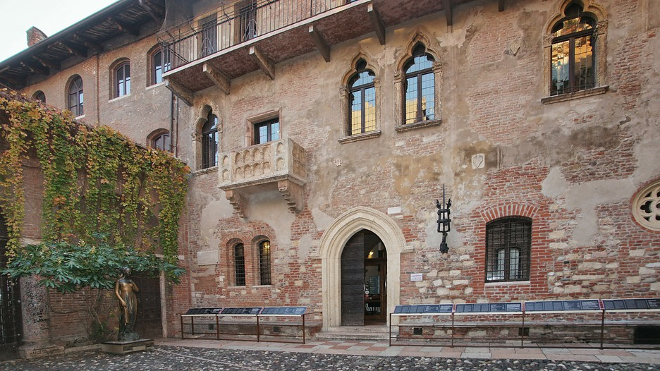 Juliet 39 s house in verona expedia for Casa mansion