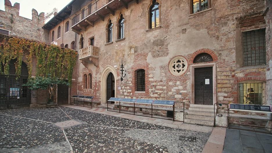 Juliet 39 s house in verona expedia for Foto di case