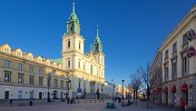 Holy Cross Church - Warsaw