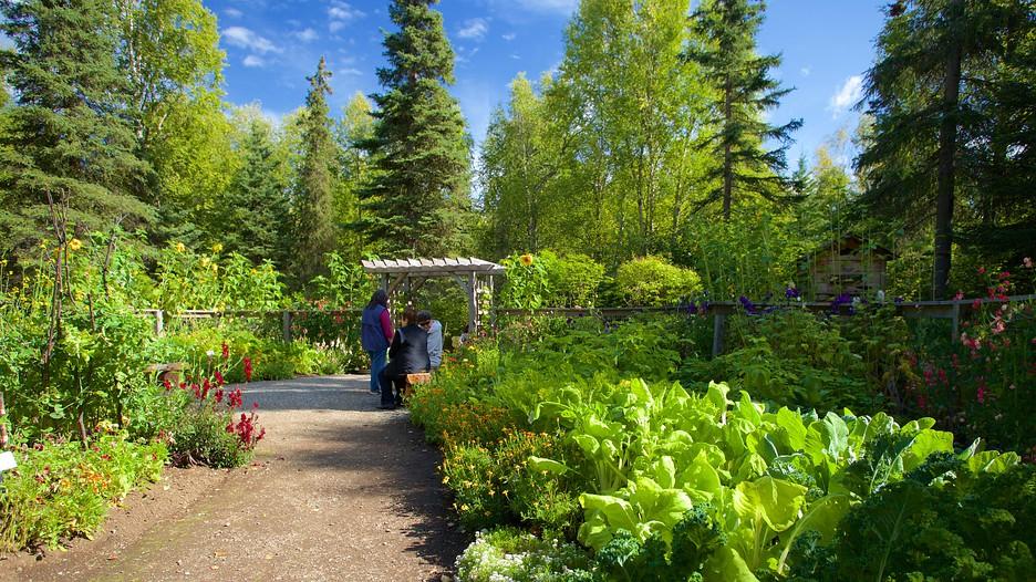 Alaska Botanical Garden In Anchorage Alaska Expedia