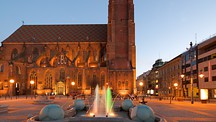 St. Mary Magdalene Church - Wroclaw