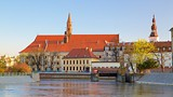 Cathedral Island - Wroclaw - Tourism Media