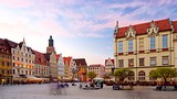Wroclaw Market Square - Poland - Tourism Media
