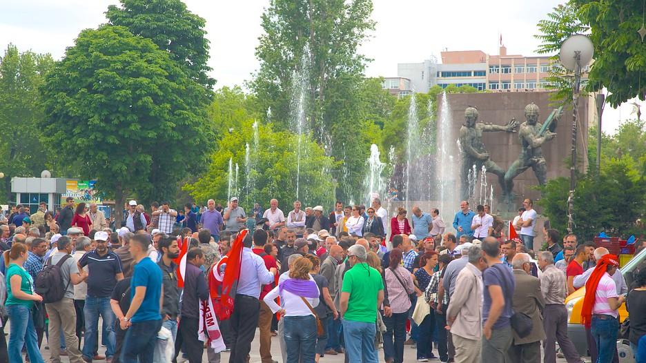 Piazza di Kizilay | Punti di interesse a Ankara con Expedia.it