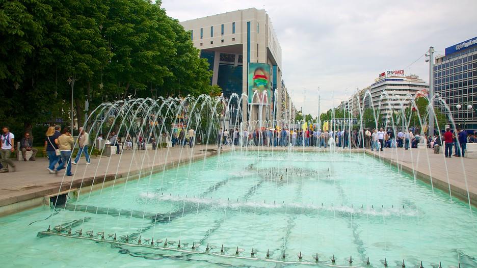 Kizilay Square in Ankara, | Expedia