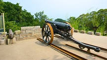 Hulishan Cannon Fort - Xiamen