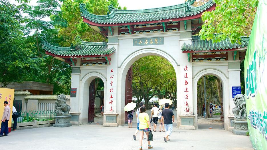 Tìm hiểu về Miếu Nam Phổ Độ cùng vé máy bay đi Hạ Môn Nanputuo-Temple-71323