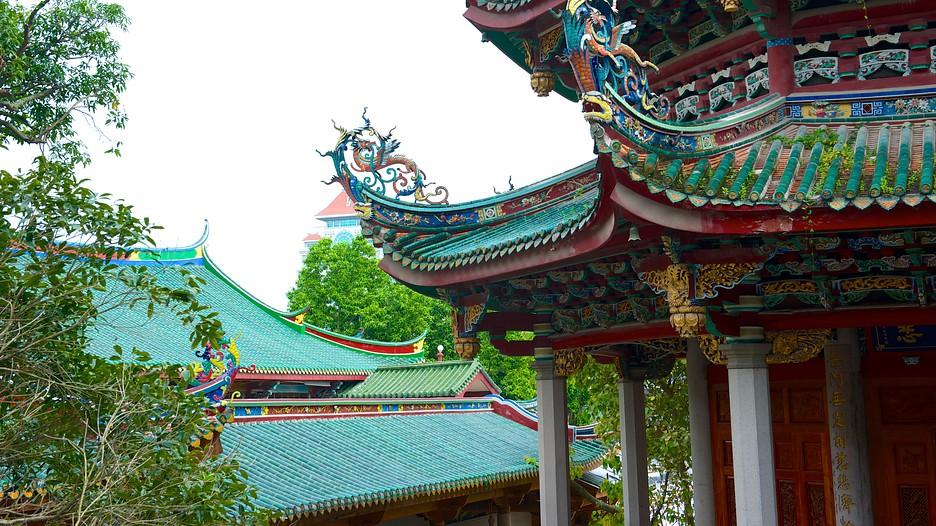 Tìm hiểu về Miếu Nam Phổ Độ cùng vé máy bay đi Hạ Môn Nanputuo-Temple-71328