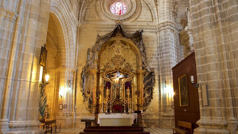 Jerez cathedral in jerez de la frontera expedia for Azulejos jerez de la frontera