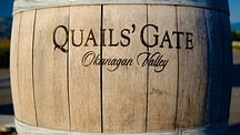 Quails' Gate Estate Winery - Okanagan Valley