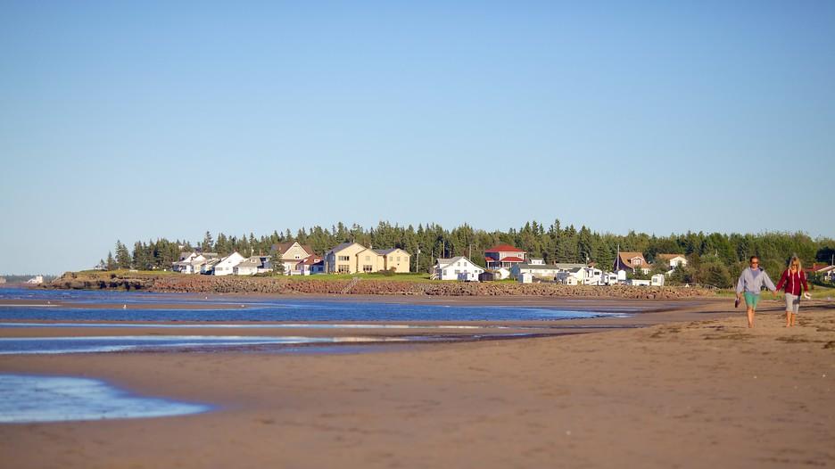 Parlee Beach Map - New Brunswick - Mapcarta