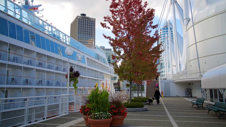 Canada Place Cruise Terminal Car Rental