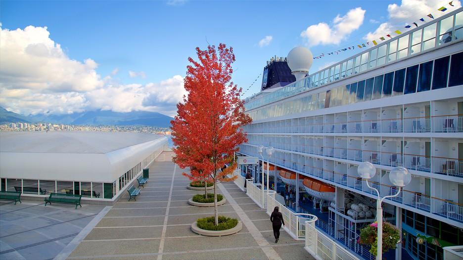 Canada Place Cruise Ship Terminal Car Rental