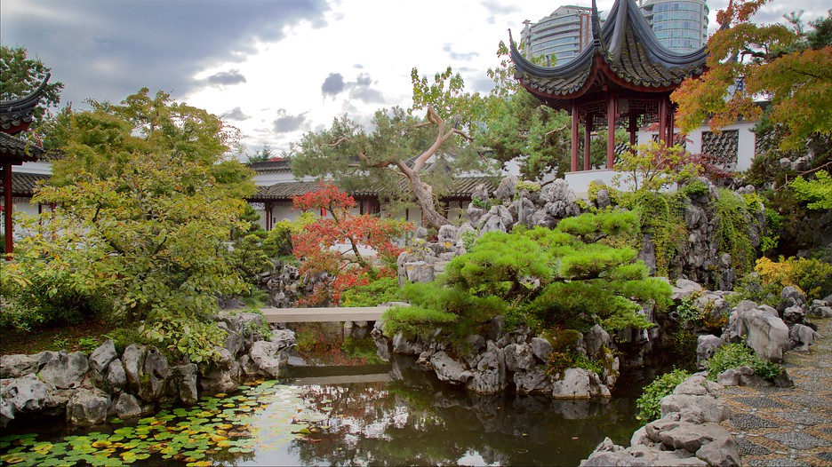 Dr Sun Yat Sen Classical Chinese Garden In Vancouver