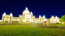 British Columbia Parliament Building - Victoria