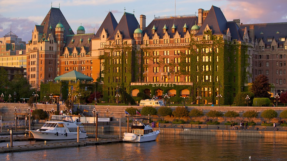 The Best Victoria Vacation Packages 2017: Save Up to $C590