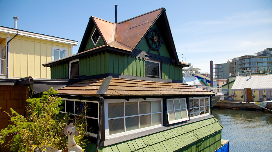 victoria fisherman 39 s wharf in victoria british columbia. Black Bedroom Furniture Sets. Home Design Ideas