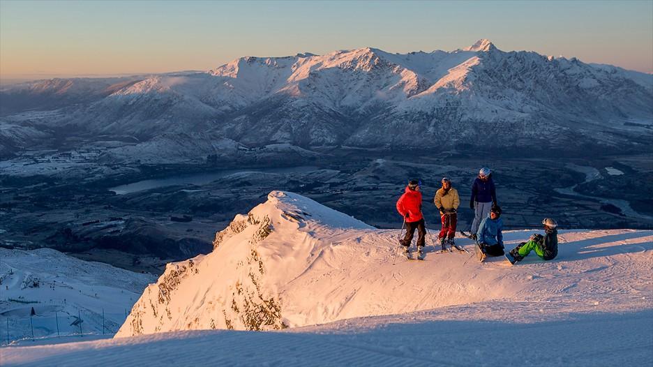 Coronet Peak Ski Area In Coronet Peak Expedia