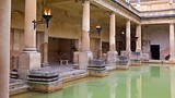 Roman Baths - Storbritannia - Tourism Media