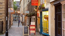 Sally Lunn's - Bath