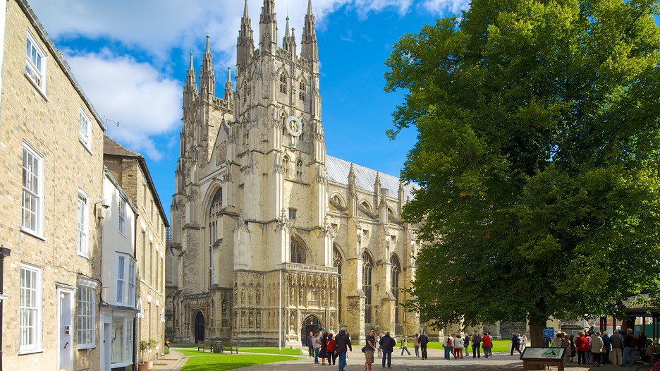 Canterbury Cathedral In Canterbury England Expedia Ca