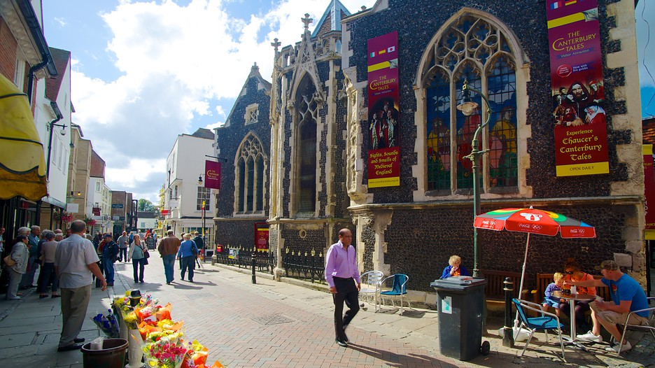The Canterbury Tales In Canterbury England Expedia Ca