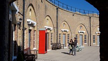 Redoubt Fortress and Military Museum - Eastbourne