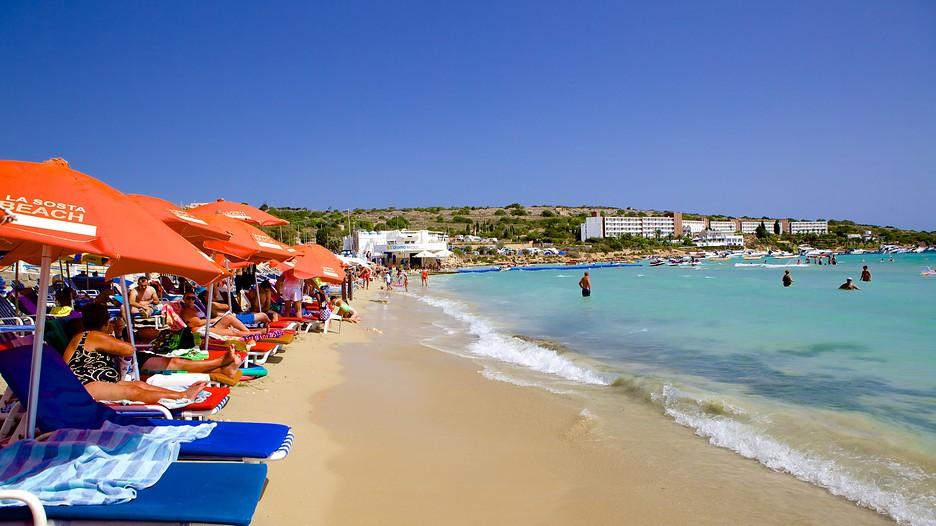 Резултат слика за mellieha beach