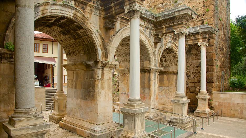 Hadrians Gate in Antalya,  Expedia