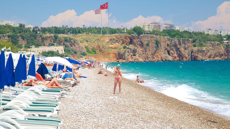 Konyaalti Beach... Beach
