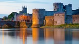 King John's Castle - Limerick - Tourism Media