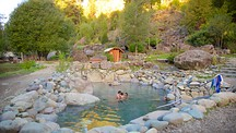 Los Pozones Hot Springs - Pucon