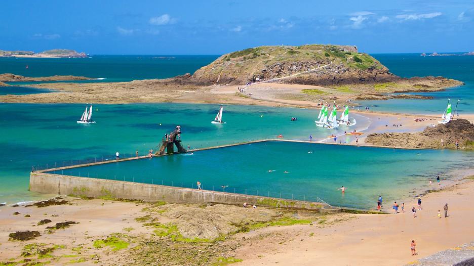 Hotel Oceania Saint Malo Frankrijk SaintMalo  Bookingcom