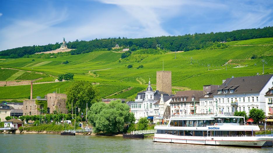 Rheingau  Hotels