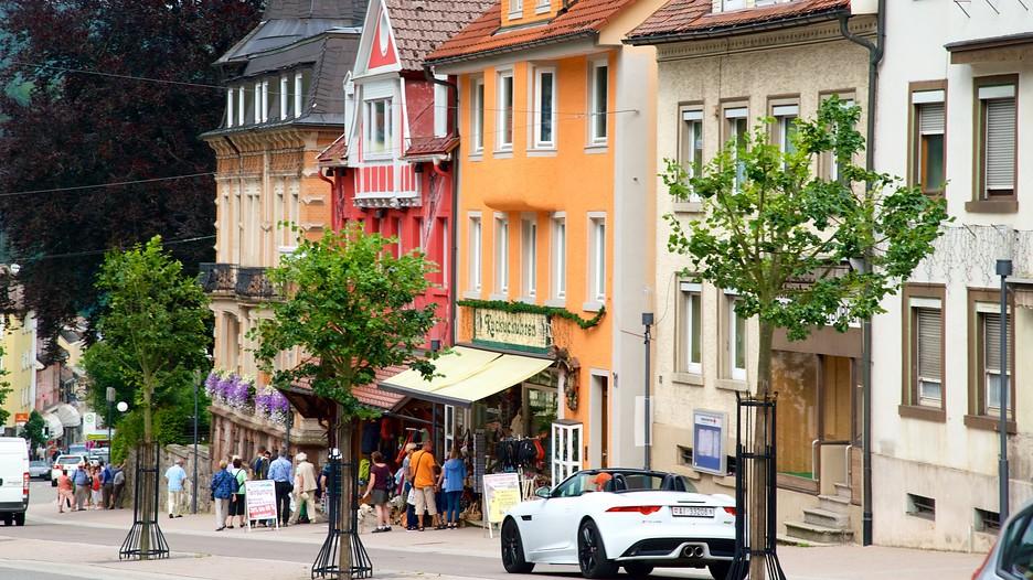 Vacances triberg im schwarzwald r servez votre s jour for Hotel design foret noire