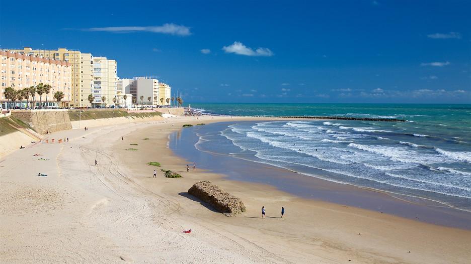 Victoria Beach in Cadiz,  Expedia.ca