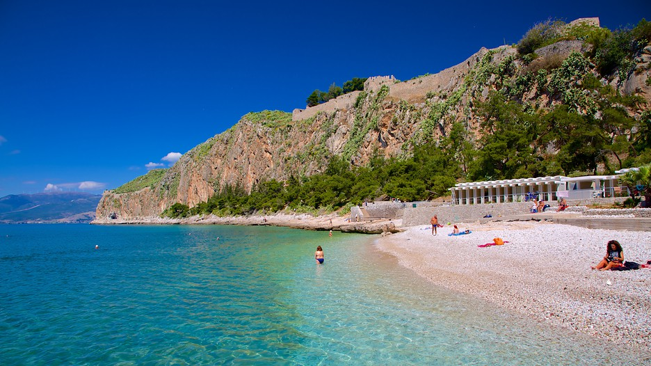 Arvanitia Beach in Nafplio,  Expedia